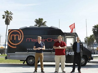 Fox MasterChef Food Truck