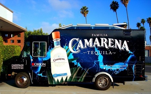 Camarena Truck