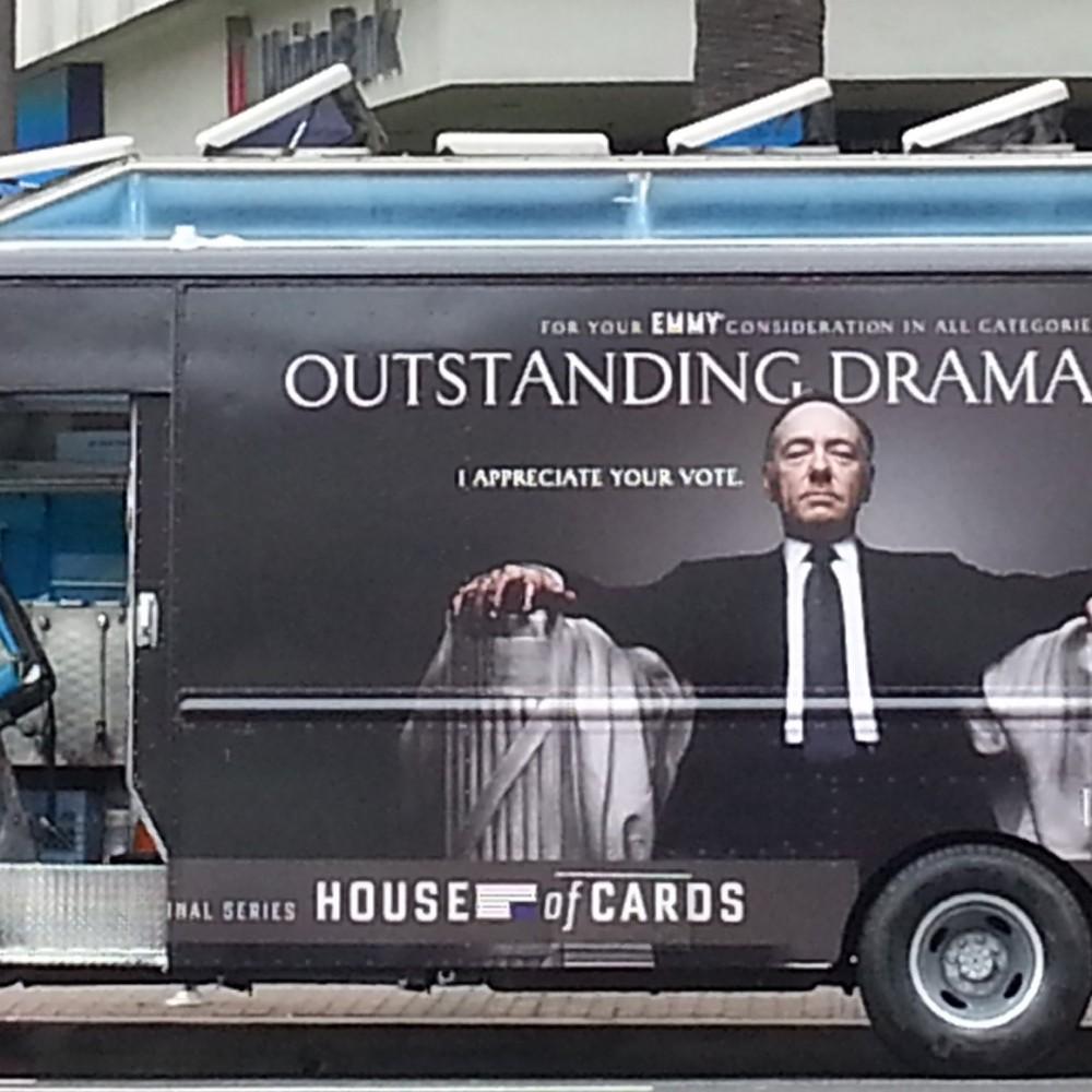 Netflix Food Truck